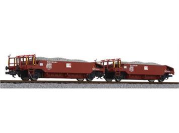 Liliput 230113 SOB Schotterwagen-Set Xs (2) HO