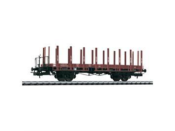 Liliput 235040 SBB Rungenwagen mit Holzaufbauten