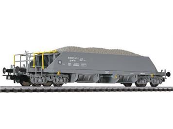 Liliput 235520 SBB Kieswagen Xas 4achsig mit Ladung