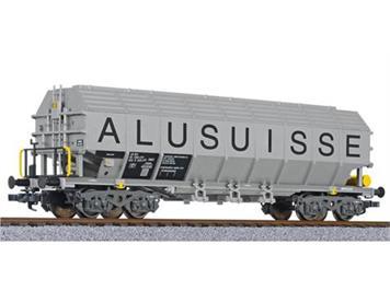 Liliput 235560 Wagen für Tonerde, Uacos, ALUSUISSE HO