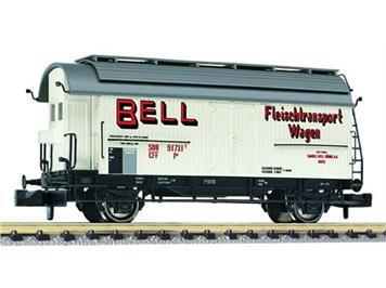 Liliput N 265110 SBB Kühlwagen Bell