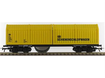 LUX 9131 HO Schienenpolierwagen DC mit SSF-09-Elektronik & Faulhabermotor