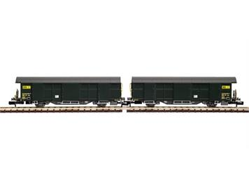 Mabar 86503 SBB Postwagen 2er Set No. 378 & 382