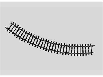 Märklin 2210 Gleis gebogen Länge 1/1 = 45°.