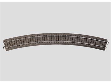Märklin 24530 Gebogenes Gleis Radius R5 = 643,6 mm. Bogen 30°, H0
