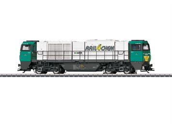 "Märklin 37216 Schwere Diesellok G 2000 ""Rail4Chem"" NL"
