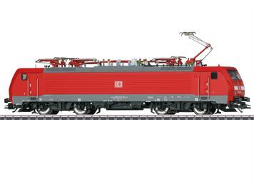 Märklin 39866 Elektrolokomotive Baureihe 189 der Deutschen Bahn AG, mfx+/Sound, H0