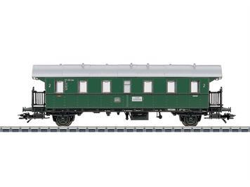"""Märklin 4314 """"Donnerbüchse""""-Einheitswagen 2. Klasse, DB, H0"""
