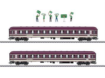 Märklin 43946 Fanzug-Wagen-Set Euro Express