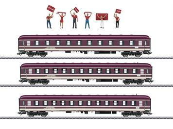 Märklin 43947 Fan-Wagen Euro Express MHI