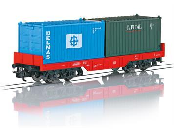 Märklin 44700 Containerwagen DB AG, H0
