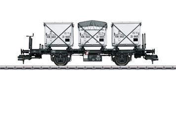 Märklin 58471 Behältertragwagen BT10 DB, Spur 1 (1:32)