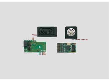 Märklin 60945 Sounddecoder mSD für Dampflok mit Leiterplatte
