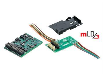 Märklin 60972 Decoder mLD/3 mit Leiterplatte