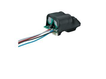 Märklin 60974 Pufferelektronik mit integrierter Ladeschaltung für mLD3/mSD3, H0 (1:87)