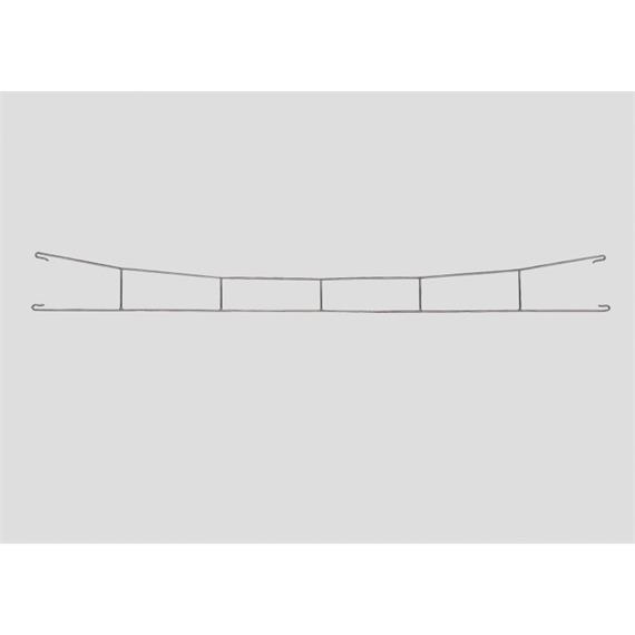 Märklin 70203 Fahrdraht 20,3 cm