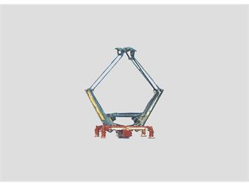 Märklin 7218 Scherenstromabnehmer, DB-Bauart DBS 54. (Ersatz für Nr. 215000), H0