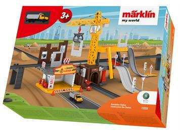 Märklin 72222 my World - Baustellen Station, H0