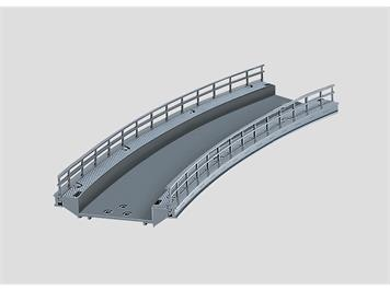 Märklin 74613 Rampenstück gebogen r 360 mm, für C-Gleis, H0 (1:87)