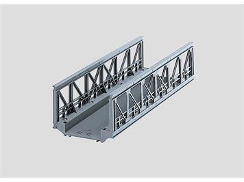 Märklin 74620 Gitterbrücke gerade 180 mm, für C-Gleis, H0 (1:87)