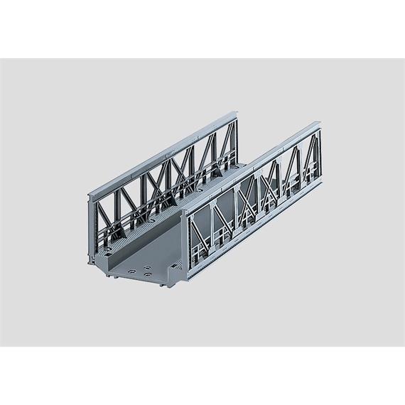 Märklin 74620 Gitterbrücke gerade 180 mm, H0