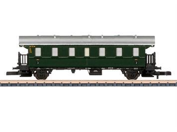 """Märklin 87511 Einheitspersonenwagen """"Donner Ci der Deutschen Bundesbahn (DB). 2. Klasse, Z"""