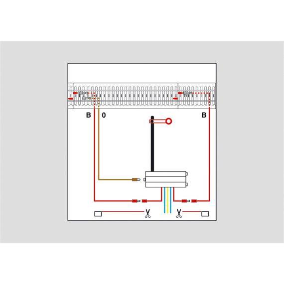 Märklin Anschluss-Garnitur für Signale