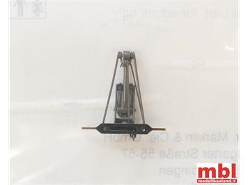 Märklin E162508 Pantograph, z.B. für Re 6/6, H0