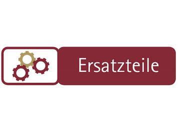 Märklin E174092 Zubehör-Set 4 Puffer Re 460/Re 465 (ehem. Nr. 415800)