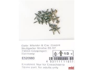 Märklin E520980 Handschalthebel für C-Gleis-Weiche, 10 Stück, H0