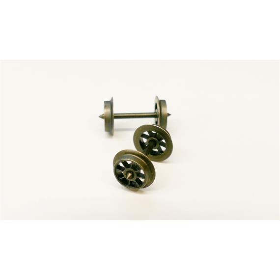 Märklin E700230 Speichenradsatz AC (2 Stück)