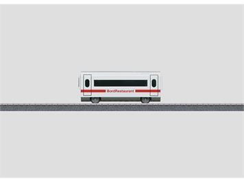 Märklin myWorld 44105 Personenwagen Bord Restaurant ICE mit Magnetkupplung