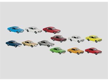 Märklin Opel Manta A 1:43 einmaliges Rak-Replikat