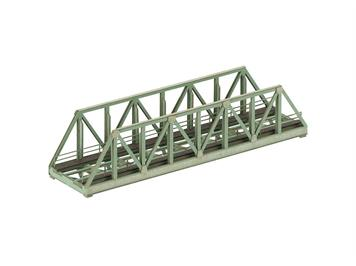 """Märklin Z 89759 Vorflutbrücke Stahl eingleisig """"Laser Cut"""""""