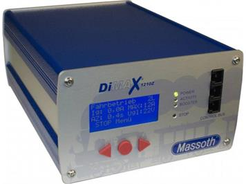 Massoth 8136501 DiMAX 1210Z Digitalzentrale, 12 Ampère