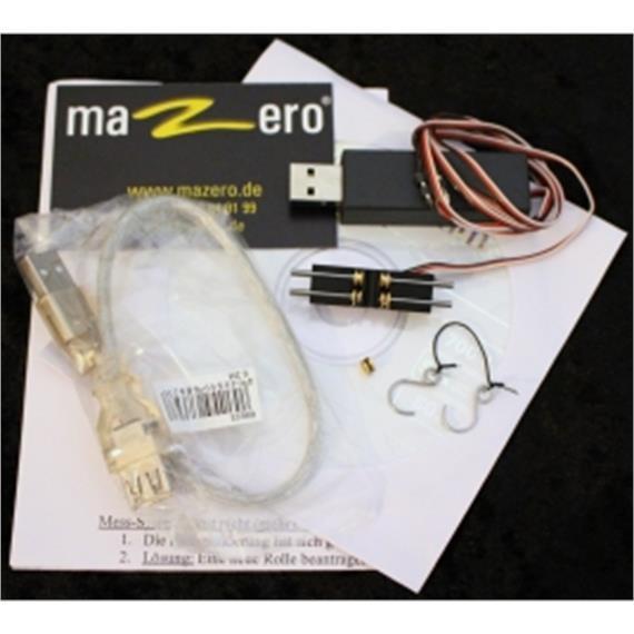 """MAZERO 20 06 00 Geschwindigkeits-Messsystem """"Max"""" Spur N"""