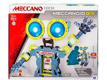 Meccano TECH 15401 Meccanoid RMS G15, 61 cm, 600 Teile