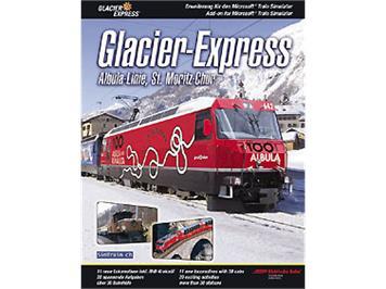 "Microsoft 4043 TrainSimulator ""Glacier Express"""