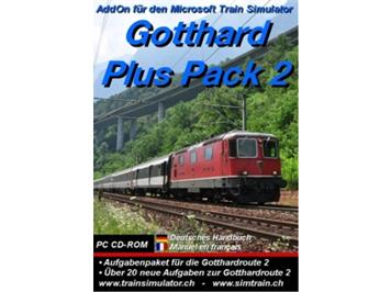 Microsoft 5207 TrainSimulator Gotthard PLUS Pack 2
