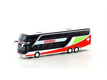 miNis LC4480 Setra 431 DT Eurobus Flixbus