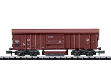 Minitrix 15500 Schienenreinigungswagen DB, N
