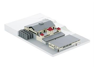 Minitrix 66321 Bausatz Brauerei Weihenstephan Teil 2 N