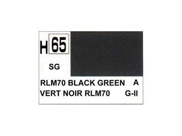 Mr. Hobby (Gunze Sangyo) H-065 schwarzgrün RLM70