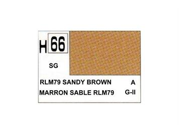 Mr. Hobby (Gunze Sangyo) H-066 sandgelb RLM79
