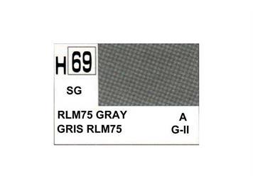 Mr. Hobby (Gunze Sangyo) H-069 grau RLM75