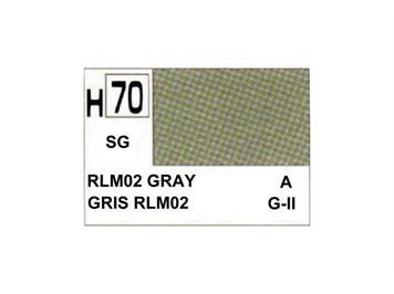 Mr. Hobby (Gunze Sangyo) H-070 grau RLM02