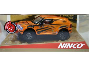 Ninco Bowler Nemesis TEST CAR