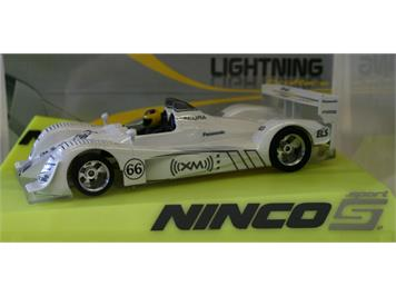 "Ninco ProRace Sport Acura LMP2 (XM) Blanco ""Lightning"""
