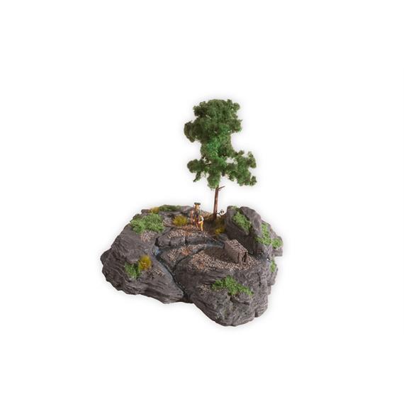 Noch 10012 Diorama Kit Rocky Moutain