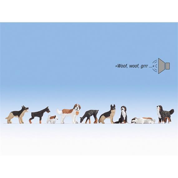 Noch 12852 Sound-Szene Hunde